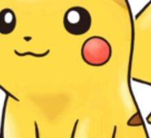 Pikachu Pokémon Sticker