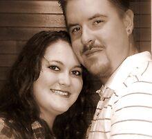 Joshua Sr. and Lisa by Wanda Raines