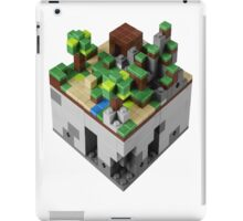 Minecraft Blocks iPad Case/Skin