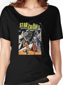Star Crash Women's Relaxed Fit T-Shirt