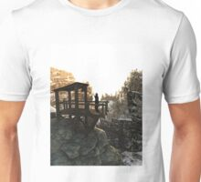 Guarding the High Mountain Pass Unisex T-Shirt