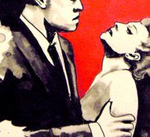 Film Noir Sticker