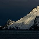 Storm Looming In Dutch Harbor - Alaska by Melissa Seaback
