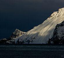 Storm Looming In Dutch Harbor - Alaska by Melissa Seaback