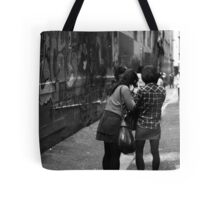 Is it straight? Tote Bag