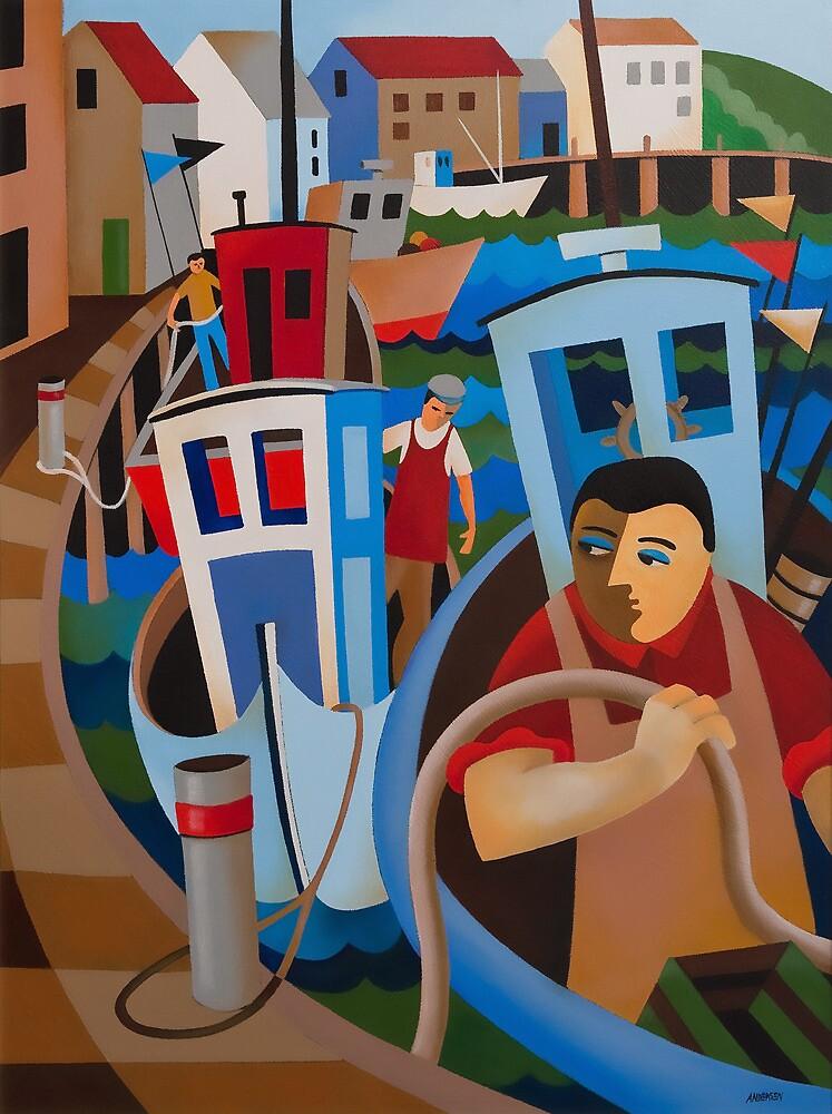 HARBOUR by Thomas Andersen