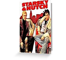 Starsky & Hutch Greeting Card