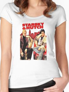 Starsky & Hutch Women's Fitted Scoop T-Shirt