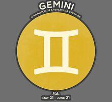 Gemini by Cagdas Kaya
