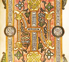 Vintage Gothis Script pattern by Vintage Designs