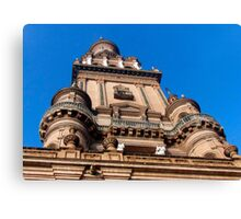Towering View Canvas Print