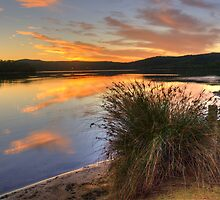 In A Rush - Narrabeen Lakes, Sydney - The HDR Experience by Philip Johnson