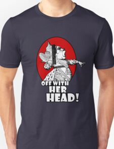 Off With Her Head Logo Unisex T-Shirt