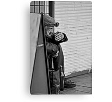 Life On the Streets Canvas Print