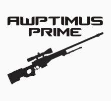 AWPtimus prime by GingerNips26