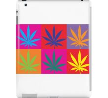 Marijuana Abstract iPad Case/Skin