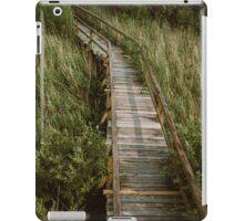 Swamp Bridge iPad Case/Skin