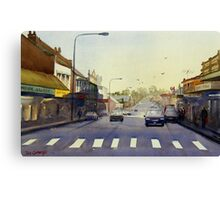 Late Afternoon, Windsor, NSW Canvas Print