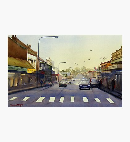 Late Afternoon, Windsor, NSW Photographic Print
