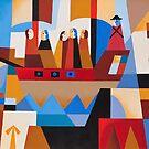 VAN DIEMENS LAND CONVICTS by Thomas Andersen