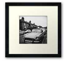 Guildford street Framed Print