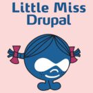 Little Miss Drupal by cafuego