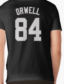 George Orwell - 1984 Mens V-Neck T-Shirt