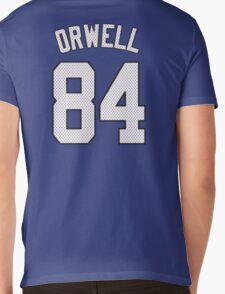 George Orwell - 1984 Mens V-Neck T-Shirt