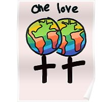 One Love Female Poster