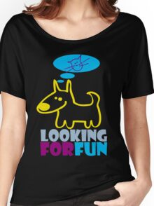 looking 4 fun Women's Relaxed Fit T-Shirt