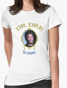 The Chronic Womens Fitted T-Shirt