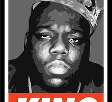 KING (Notorious BIG) by Daxes
