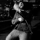 Lead singer Goatleaf by Trevor Fellows