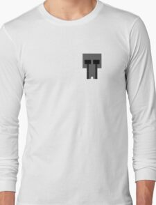 Five Nights at Freddy's Crying Child Pixel Long Sleeve T-Shirt
