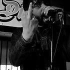 Lead singer Goatleaf 2 by Trevor Fellows