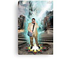 KAIROS Touchdown Canvas Print