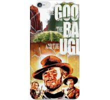 The Good The Bad And the Ugly iPhone Case/Skin