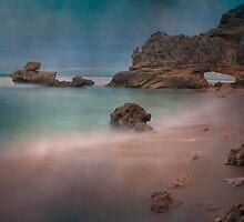 St Paul's Beach by Scott Sheehan