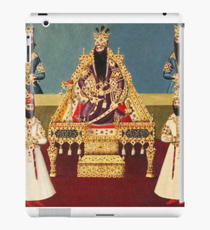 Vintage Indian Royalty Relief iPad Case/Skin