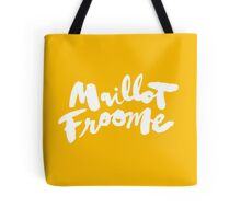 Maillot Froome : TDF Yellow Tote Bag