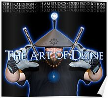 The Art of DZINE Poster