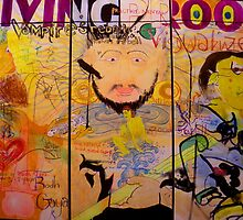 Living Proof Triptych by Owen Davies