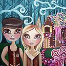 """Hansel and Gretel"" by Jaz Higgins"