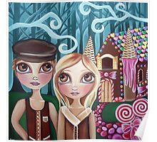 """Hansel and Gretel"" Poster"