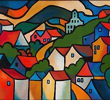 CASCADE BREWERY, HOBART, TASMANIA by Thomas Andersen