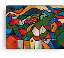 CASCADE BREWERY, HOBART, TASMANIA Canvas Print