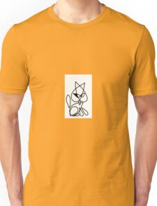 Drop kitty Unisex T-Shirt