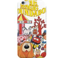 The Magic Roundabout iPhone Case/Skin