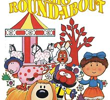 The Magic Roundabout by Billyflynn