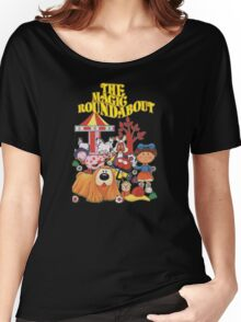 The Magic Roundabout Women's Relaxed Fit T-Shirt